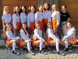 Diversity Dancers / ( Tanzgruppe Teenager Hip-Hop )